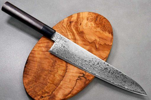 """סכין שף (גיוטו) יאמאוואקי 240מ""""מ ZA18"""