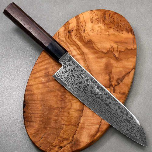 """סכין שף (סנטוקו) יאמאוואקי 180מ""""מ ZA18 Ad 1:1"""