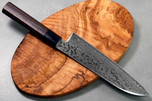"""סכין שף (סנטוקו) יאמאוואקי 180מ""""מ ZA18"""