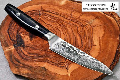 """סכין עזר (פטי) יקסל 120מ""""מ VG10"""