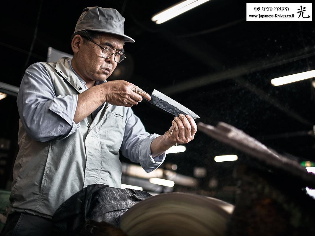 סכיני יושידה - מאסטר אוסאמו 2