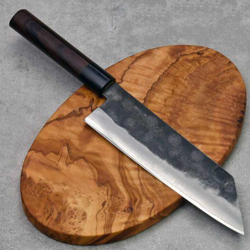 """סכין שף (בונקה) יושידה 190מ""""מ ZDP-189 שחור FB ad 1:1"""