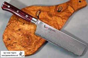 """סכין ירקות (נקירי) זאנמאי 165מ""""מ VG10"""